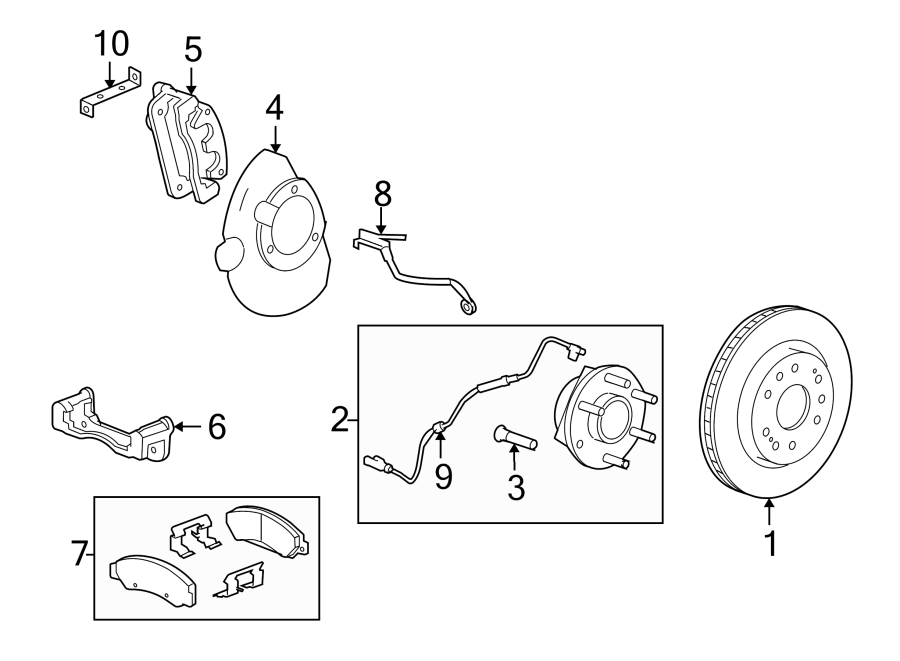 32 Gmc Sierra Front Suspension Diagram